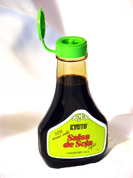 Salsa de soja light