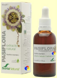 Passiflora extracto
